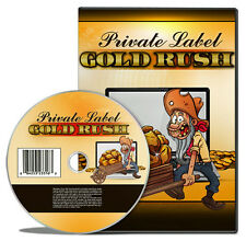 Private Label Products PLR Is Like Having A Virtual Gold Mine, No Experience (CD