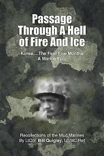 Passage Through a Hell of Fire and Ice by Bill Quigley (2014, Paperback)