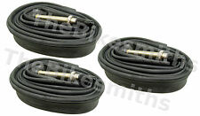 Kenda 3PAK 700c x 18-23-25c 48mm Presta Valve Threaded Road Bike Inner Tube