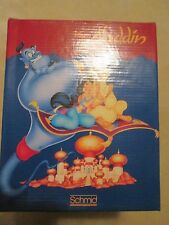 Disney Aladdin Genie Music Box New Old Stock