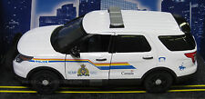 Motormax 1/24 RCMP Royal Canadian Mounted Police Ford PI Utility SUV