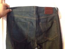 Rare Scotch & Soda Men's Selvedge Jeans. 31-34. Skim. Lot 22. Amsterdams Blauw