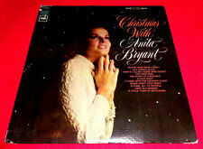 PHILIPPINES:CHRISTMAS WITH ANITA BRYANT - Do You Hear What I Hear? LP,RARE,VHTF