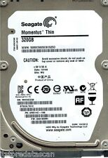 "320GB LAPTOP INTERNAL HARD DISK 2.5"" SATA Warranty (SEAGATE)"