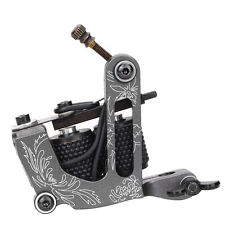 Aluminium Alloy Coils Tattoo Machine Gun Liner Shader for Tattoo Artist Black