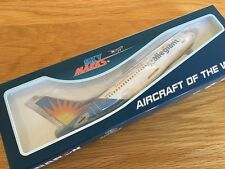 ALLEGIANT Airways Airbus A319 Large Solid Model New Rare Skymarks SKR779 USA