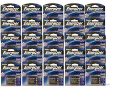 100 Energizer Ultimate Lithium AAA Batteries Retail Packing L91BP, FRESH 2036