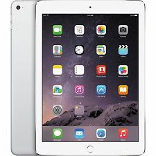 BRAND NEW - Apple iPad Air 2 (MGTY2LL/A) 128GB WIFI ONLY - SILVER- FREE SHIPPING