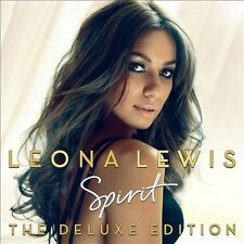 Spirit (The Deluxe Edition) [PA] by Leona Lewis (CD, Feb-2009, 2 Discs, J...