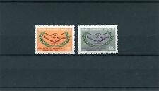 TURCHIA-TURKEY 1965 serie anno della cooperazione internazionale 1734-35  MNH