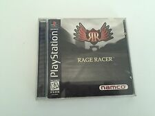 Rage Racer  (Sony PlayStation 1, 1997) Complete PS1