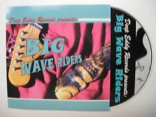 BIG  WAVE  RIDERS  -  VARIOUS ARTISTS  -     Deep Eddy Records   Deep 020