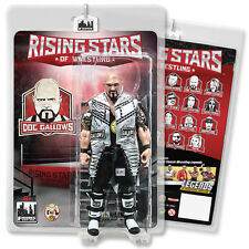Rising Stars of Wrestling Action Figure Series: Doc Gallows