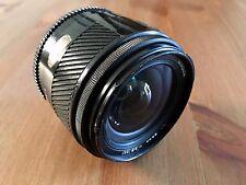 Minolta AF 24mm F/2.8 AF Lens