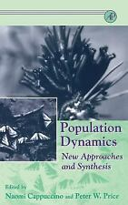 Population Dynamics: New Approaches and Synthesis-ExLibrary