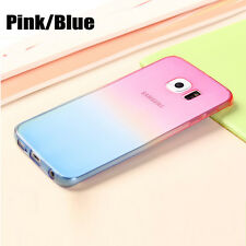 Ombre Silicone/Gel/Rubber Clear TPU Case Cover Skin For ASUS Zenfone 2 Zenfone 5