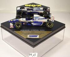 ONYX Formula 1 Models 1/43 Nr.256 Williams Renault Formel 1 Coulthard OVP #9413