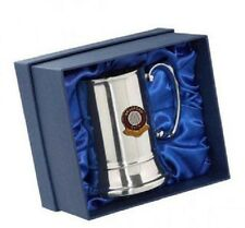 Bradford City Football Club Stainless Steel Tankard