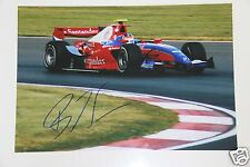 Bruno Senna  20x30cm Foto signed Autogramm / Autograph in Person