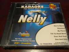 CHARTBUSTER 6+6 KARAOKE POP DISC 40423 NELLY CD+G MULTIPLEX