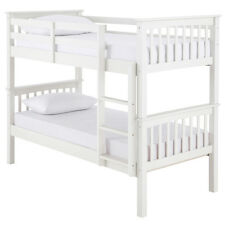 Novaro Bunk Bed - SEPERATES INTO TWO SINGLE BEDS - FREE DELIVERY