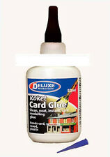 Expo 46060 Deluxe Materials Roket Instant Card Glue 50ml  New Plastic Bottle 2nd