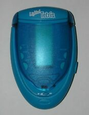 Radica 2004 Lighted Tetris Blue Handheld Working R4798