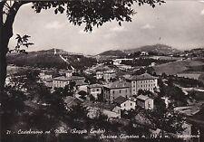 CASTELNOVO NE' MONTI (R.E.) - Stazione Climatica - Panorama 1952