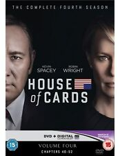 House of Cards: Season 4 (with Digital HD UltraViolet Copy (Special Edition))