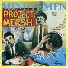 Minutemen - Project Mersh [New CD]