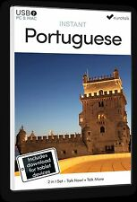 Eurotalk Instant Portuguese- 2 Product Set - USB and Talk Now tablet download