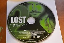 Lost Third Season 3 Disc 2 Replacement DVD Disc Only *****