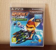 Ratchet & Clank Q-Force [PS3, 2012] - Good Condition