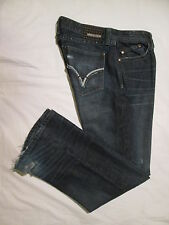 ~~ ~     AFFLICTION  ~  Mens  COOPER  Jeans ~ Sz 38/40 x 34/35    ~ ~~