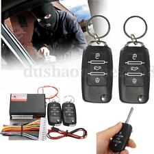 Universal Car Kit Remote Control Central Door Lock Locking Keyless Entry Sy