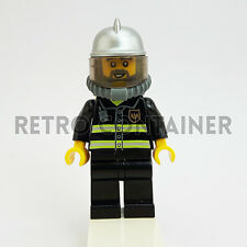 LEGO Minifigures - 1x cty138 - Fireman - Pompiere Omino Minifig Set 852513
