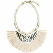 SASS & BIDE the definitive gold black rope necklace