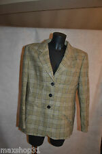 VESTE TAILLEUR PREFERENCE BLAZER  LAINE TAILLE XL/44 UK 16 WOOL NEUF VEST/GIACCA