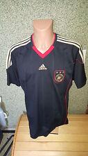 Deutschland Trikot DFB Nationalmannschaft XL WM 2010 adidas schwarz Germany