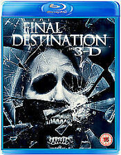 The Final Destination 4 In 2D & 3D **NEW & SEALED** BLU RAY