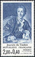 France 1984 Stamp Day/Diderot/Writers/Authors/Literature/Philosophy 1v (n42456)