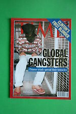 TIME rivista magazine N.5 february 1 1993 CLINTON FIRST BLUNDER GLOBAL GANGSTERS