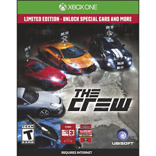 The Crew -- Limited Edition XBOX ONE BRAND NEW CHEAP PRICE FREE POSTAGE