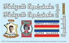 Helyett Speciale Bicycle Decals-Transfers-Stickers #1