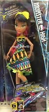 *Monster High* HAIR-RAISING GHOULS CLEO DE NILE DOLL SET- Electrified!!