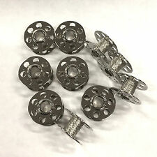 10 Metal Bobbins #0115367T For Bernina 1030 1031 1080 1090 1120 1230 Machines