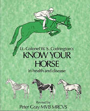 KNOW YOUR HORSE.,GOOD Book