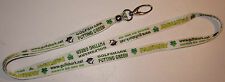 Golfshark Putting Green + Fairway Schlüsselband Lanyard NEU (A47)