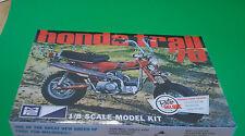 Honda Trail 70 Mini Bike 1:8 scale MPC Retro Kit - HOBBY TIME MODEL SHOP