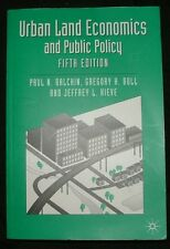 Urban Land Economics public policy Balchin Bull Kieve 1995 surveying building